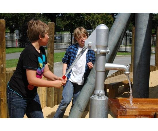 Kidzworld, Cornwall: water play