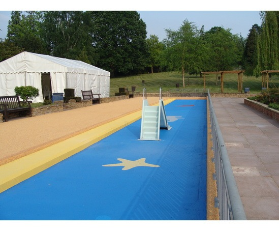 Ultratuff Non Slip Paint For Pool Deck Surrounds Flexflooring On