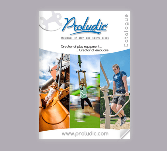New 2019 Proludic brochure