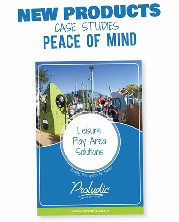 Order Proludic's new leisure brochure