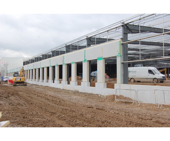 ASDA Distribution Centre under construction