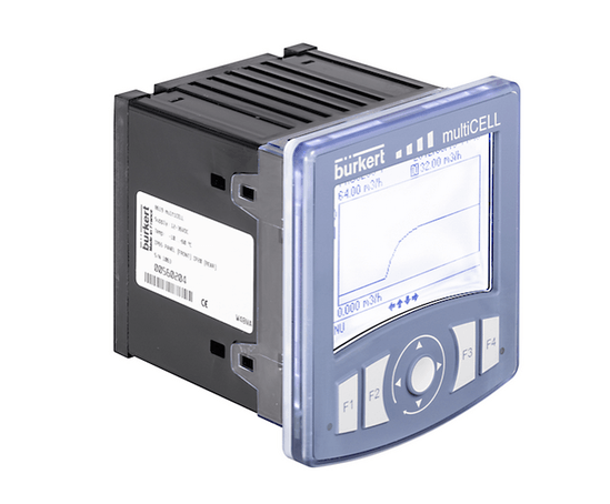 Type 8619 multiCELL transmitter/controller