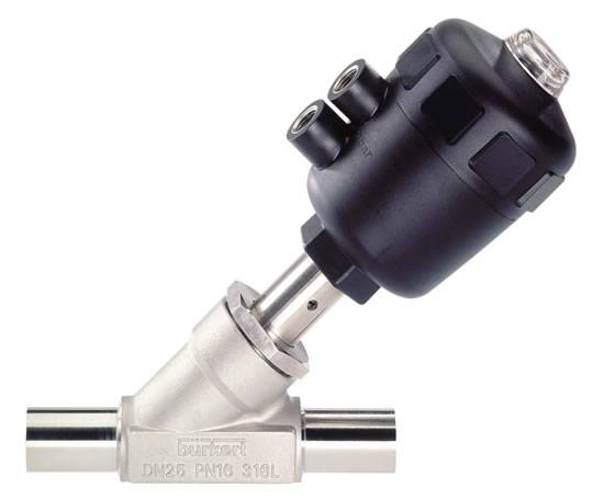 Type 2000 angle seat valve