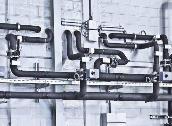 Bürkert can provide complete water blending systems