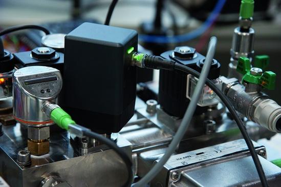 Bespoke package - dosing valves, solenoids and sensor