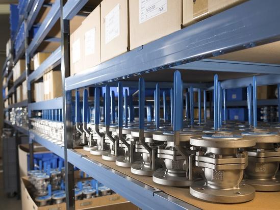 Burkert process valves