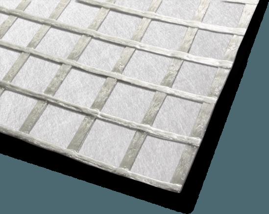 Rotaflex asphalt reinforcing system