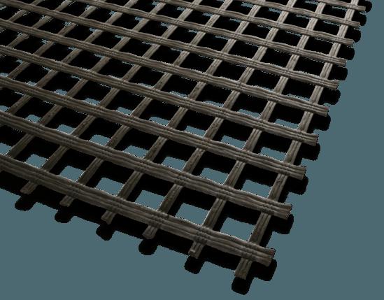 Rotagrid asphalt reinforcement system