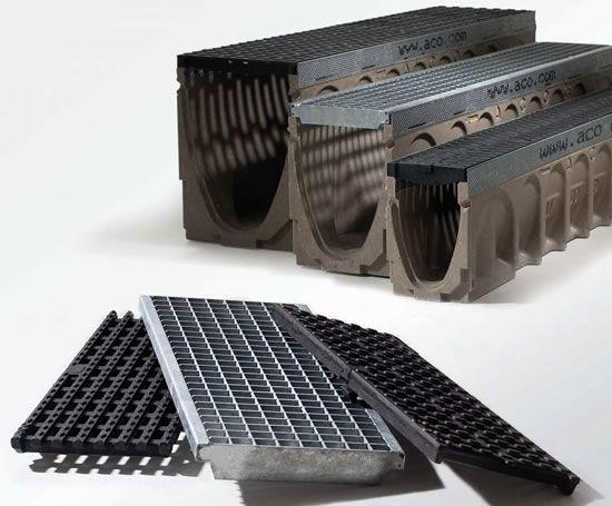 aco multidrain md gratings aco water management esi. Black Bedroom Furniture Sets. Home Design Ideas