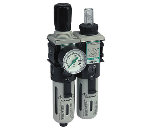 Modulair 107-112 filter-regulater-lubricator