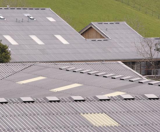 Fibre Cement Roofing : Roofing sheets fibre