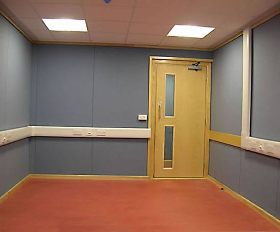 Abs Wall Paneling : Cp acoustic wall panels acousticabs noise control esi