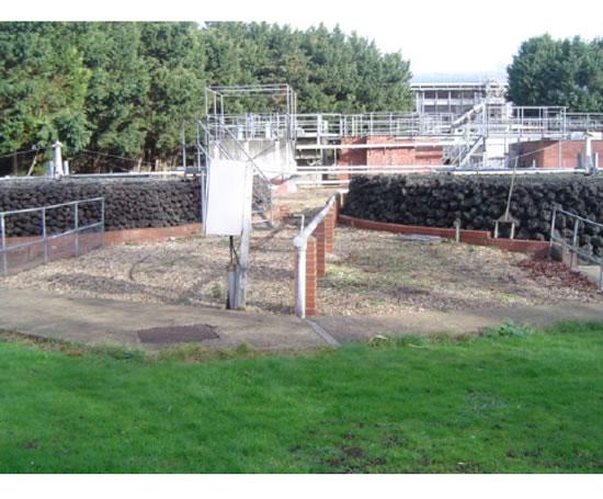 Cambridge research centre plant before