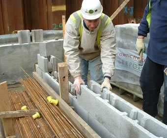 Stepoc 174 Retaining Wall Travelodge Euston Anderton