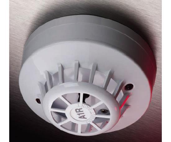 Alarmsense Heat Detector