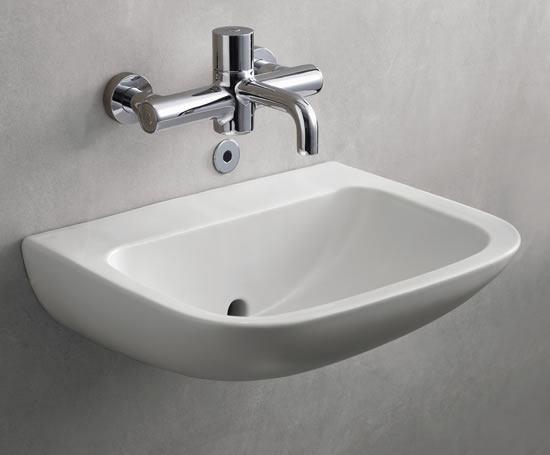 contour 21 s215401 50cm basin ideal standard esi interior design. Black Bedroom Furniture Sets. Home Design Ideas