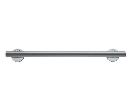Contour 21 grab rail in stainless steel