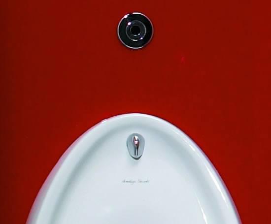 Sensorflow Solo urinal flush control sensor