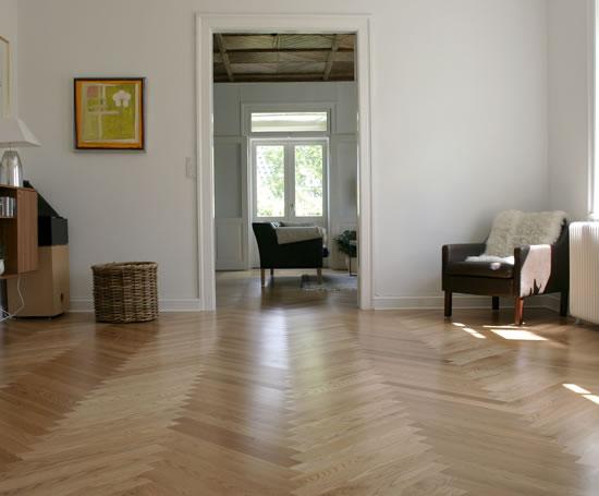 Red Oak Hardwood Flooring, Prestige
