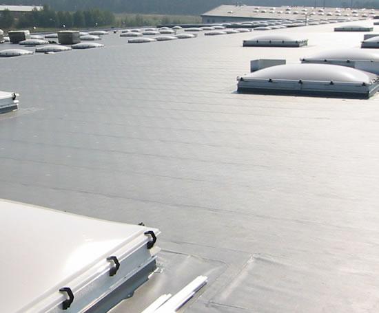 Atlantic single ply membranes
