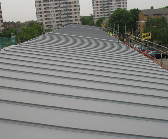 Atlantic Single Ply Roofing System Bailey Esi Building