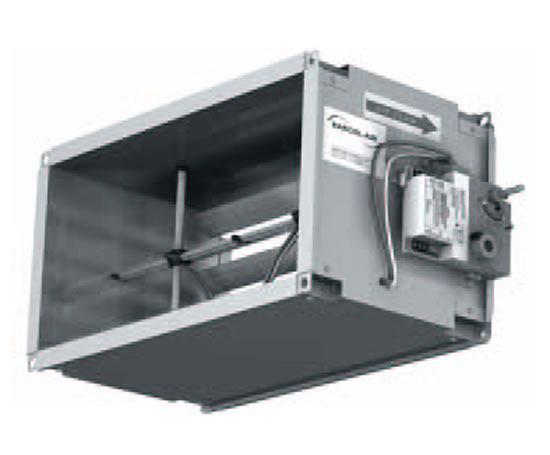 Variable Air Volume : Type nl air volume fresh vav cav terminal units