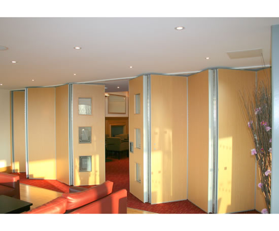 ... folding partitions  Beehive Folding Partitions  ESI Building Design