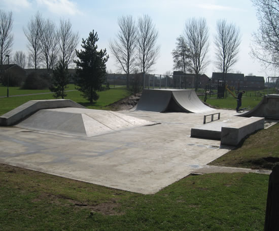 Cost Of Building A Skatepark Uk