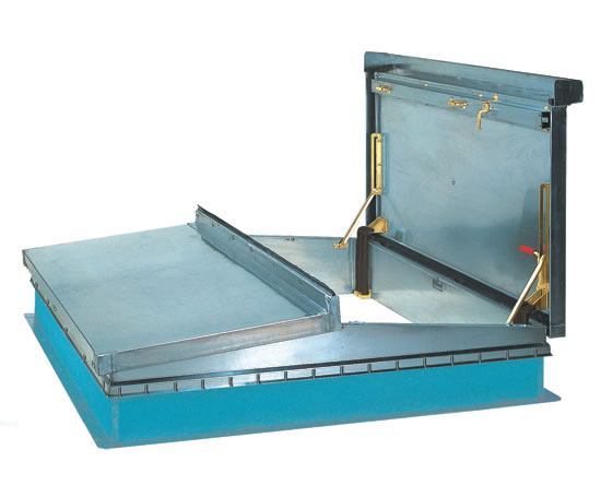 D-50T equipment access roof hatch