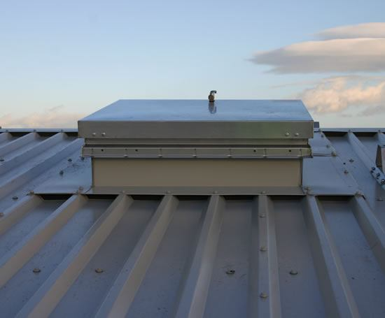 E-50TB ladder access roof hatch