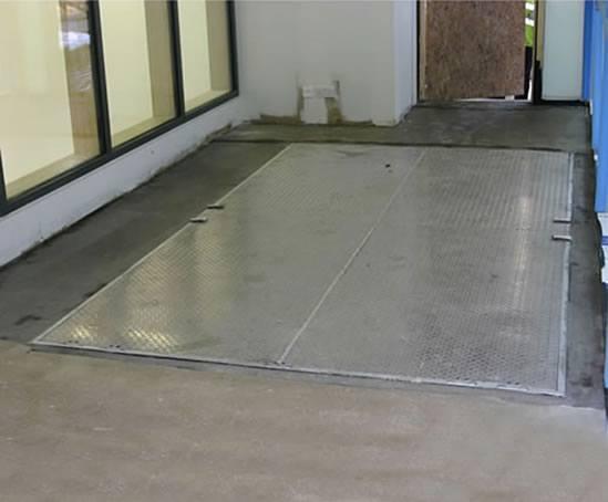 jd al floor door bilco uk esi building design