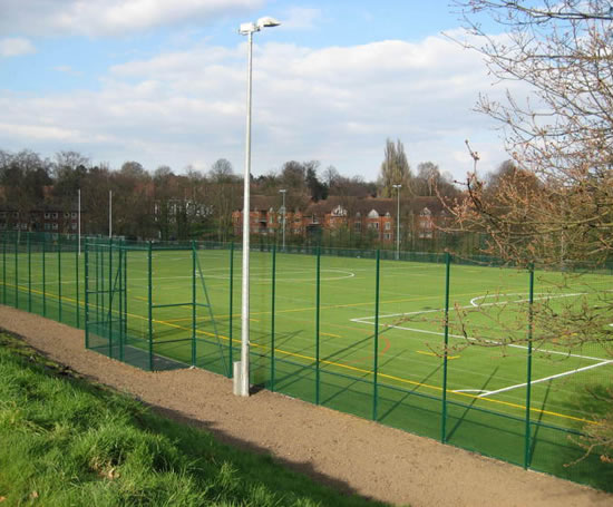 Landscape Garden Rugby : Rugby pitch construction birmingham university blakedown sport