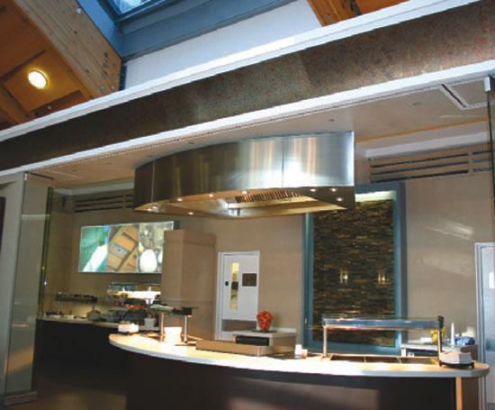 Canopy Light Kitchen