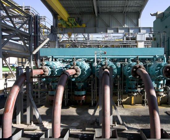 Hyper Compressor For Ethylene Production Burckhardt