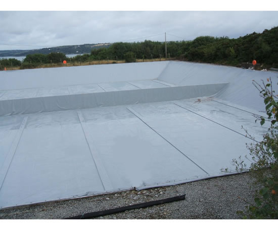 Butyl Pond And Lake Liner Butyl Products Esi External