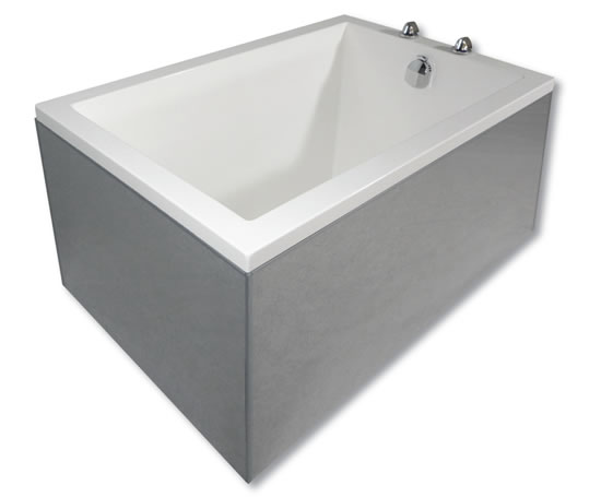 Calyx 1230 japanese style deep soaking bath design for Deep baths