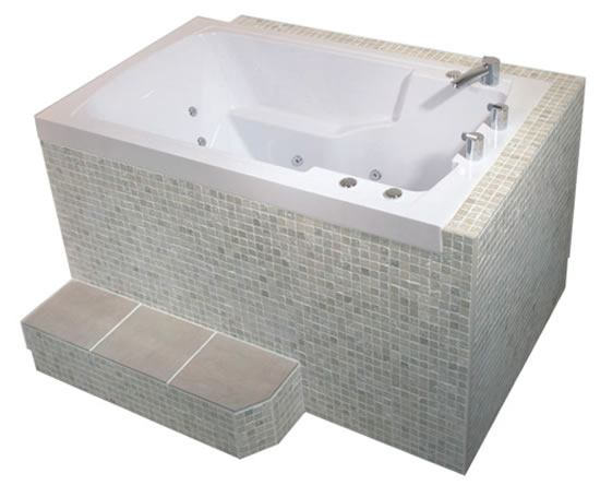 Nirvana Japanese Style Deep Soaking Tub Design Form ESI Interior De