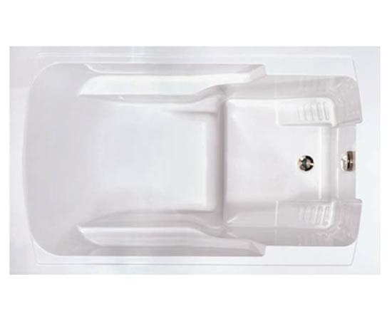 Nirvana japanese style deep soaking tub design form for Best deep soaking tub