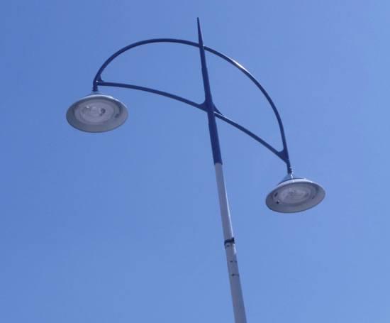 Lanark modern carpark, street and amenity luminaire