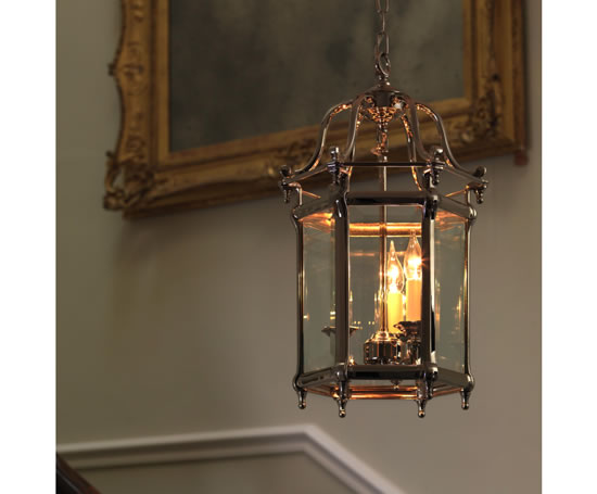 Georgian classic interior and exterior lanterns chelsom - Georgian style exterior lighting ...