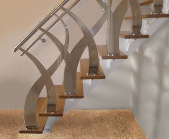 Contemporary Stainless Steel Balustrades TOPP amp CO ESI
