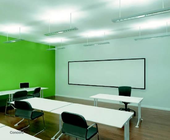 Quadrille direct indirect lighting modules feilo for Indirect lighting ideas interior design