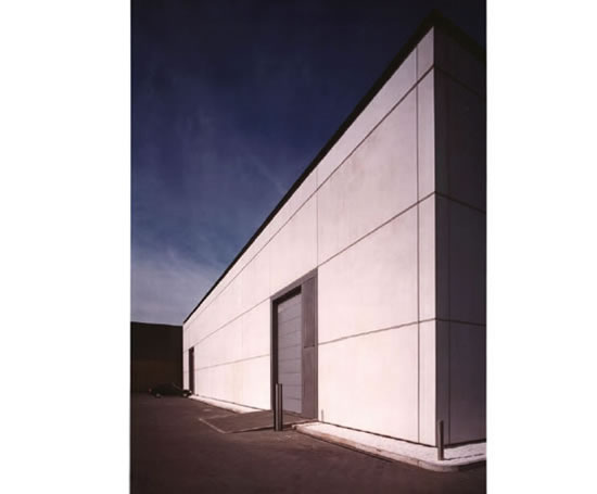 Thermomass 174 Insulated Concrete Sandwich Wall System