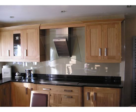 Bespoke Glass Splashbacks UK