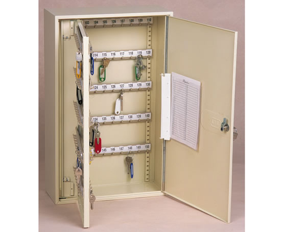 Key Cabinets, Adjustable Hooks 200