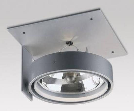 Grid In Zb 1 Qr Adjustable Ceiling Downlight Deltalight