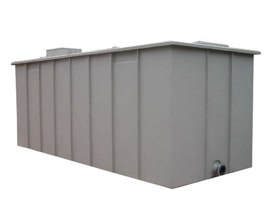 WRAS Approved GRP cold water tank