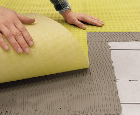 Durabase Ci Sealing Decoupling Matting System For Tiles
