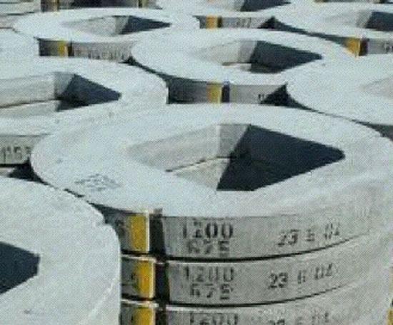 Precast concrete manhole cover slabs elite