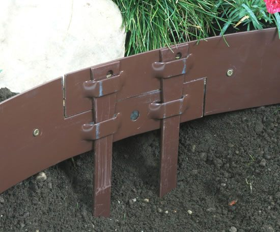 Borderline 174 Steel Landscape Edging Kinley Esi External